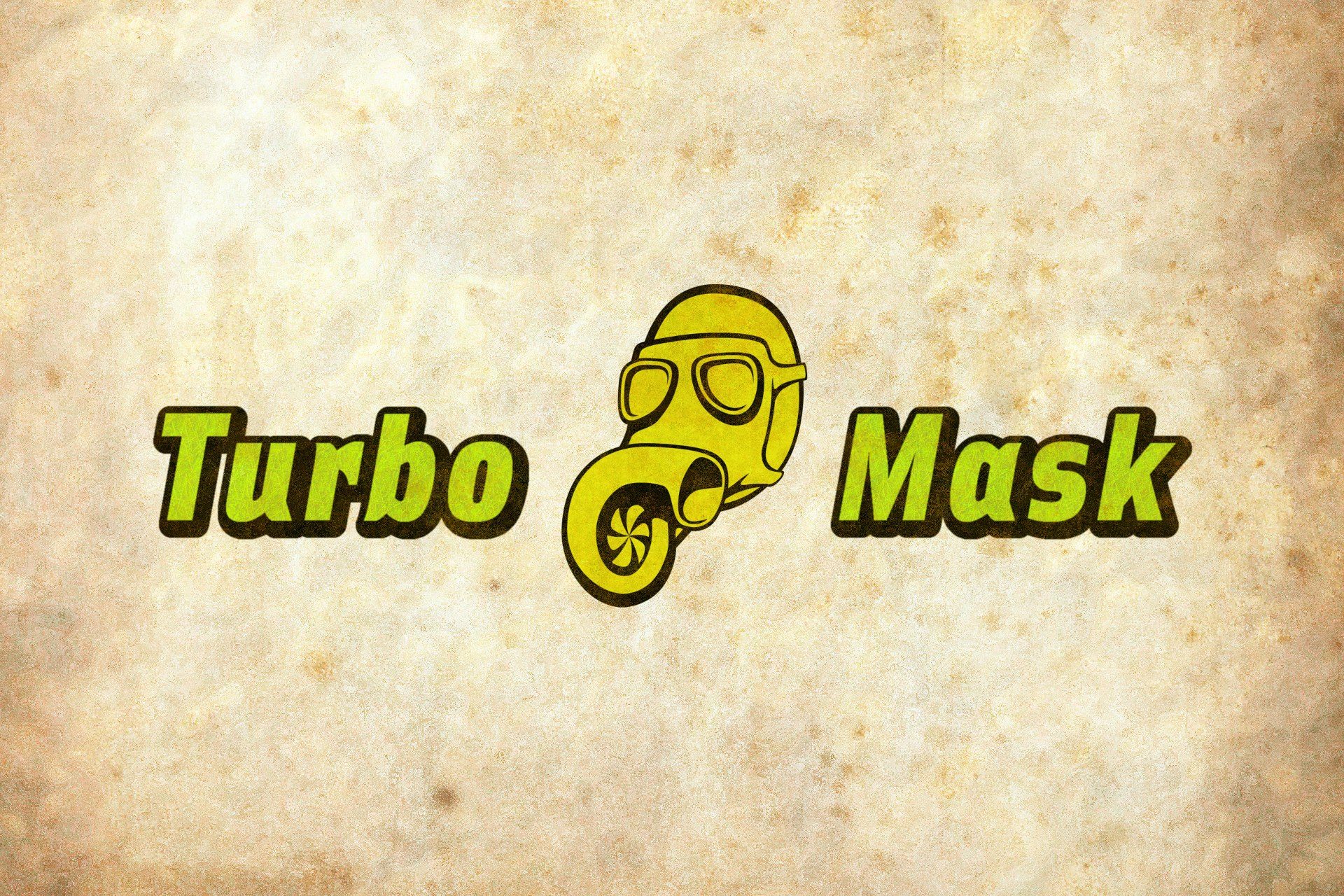 TurboMask wallpaper